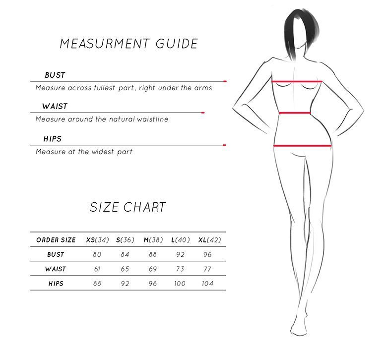 measurment guide