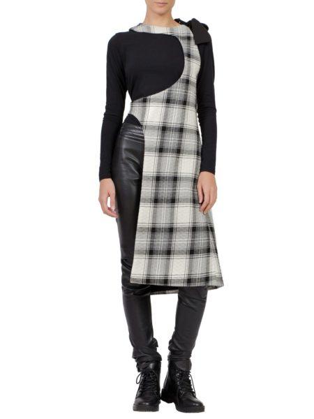 Half vest designed by Larisa Dragna